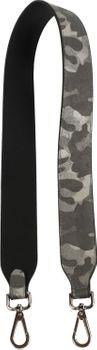 styleBREAKER Schulterriemen für Taschen in Camouflage Optik, Wechsel Taschengurt mit Karabinerhaken für Umhängetaschen, Unisex 02013002 – Bild 3