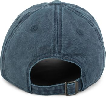 styleBREAKER 6-Panel Vintage Cap im washed, used Look, Baseball Cap, verstellbar, Unisex 04023054 – Bild 17