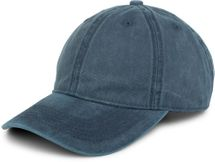 styleBREAKER 6-Panel Vintage Cap im washed, used Look, Baseball Cap, verstellbar, Unisex 04023054 – Bild 2