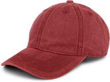 styleBREAKER 6-Panel Vintage Cap im washed, used Look, Baseball Cap, verstellbar, Unisex 04023054 – Bild 22