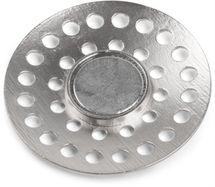 styleBREAKER Blatt Magnet Schmuck Anhänger mit Schimmer für Schals, Tücher oder Ponchos, Brosche, Damen 05050048 – Bild 15