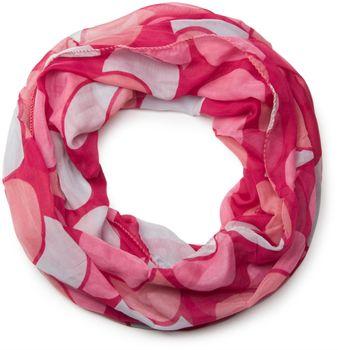 styleBREAKER light retro polka dot pattern tube scarf, unisex 01014040 – Bild 7