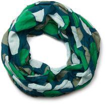 styleBREAKER lighter retro dots loop tube scarf 01014040 – Bild 9