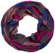 styleBREAKER light retro polka dot pattern tube scarf, unisex 01014040 – Bild 5
