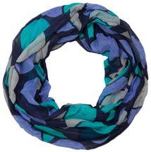 styleBREAKER light retro polka dot pattern tube scarf, unisex 01014040 – Bild 6
