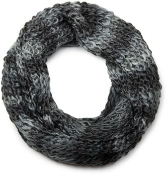 styleBREAKER high-quality colourful chunky knit tube scarf in oft quality, multicoloured 01018127 – Bild 12