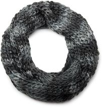 styleBREAKER high quality colorful chunky knit loop tube scarf in soft and fluffy quality, multicolor 01018127 – Bild 12