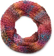 styleBREAKER high quality colorful chunky knit loop tube scarf in soft and fluffy quality, multicolor 01018127 – Bild 9