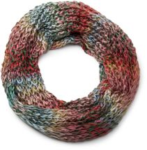 styleBREAKER high-quality colourful chunky knit tube scarf in oft quality, multicoloured 01018127 – Bild 10