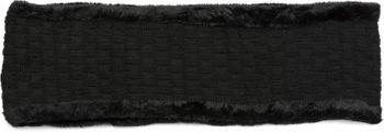 styleBREAKER warmer Feinstrick Loop Schal mit Flecht Muster und sehr weichem Fleece Innenfutter, Schlauchschal, Unisex 01018150 – Bild 21