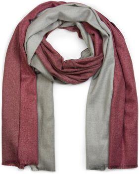 styleBREAKER weicher Schal in Farbverlauf Optik, Fransen, Tuch, Damen 01018145 – Bild 4