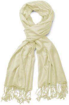 styleBREAKER Stola Schal, Tuch mit Fransen in vielen verschiedenen Farben, Unisex 01012035 – Bild 4