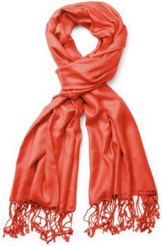 styleBREAKER Stola Schal, Tuch mit Fransen in vielen verschiedenen Farben, Unisex 01012035 – Bild 11