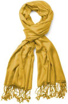 styleBREAKER Stola Schal, Tuch mit Fransen in vielen verschiedenen Farben, Unisex 01012035 – Bild 24