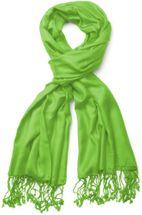 styleBREAKER Stola Schal, Tuch mit Fransen in vielen verschiedenen Farben, Unisex 01012035 – Bild 40