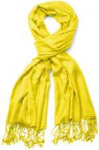 styleBREAKER Stola Schal, Tuch mit Fransen in vielen verschiedenen Farben, Unisex 01012035 – Bild 38