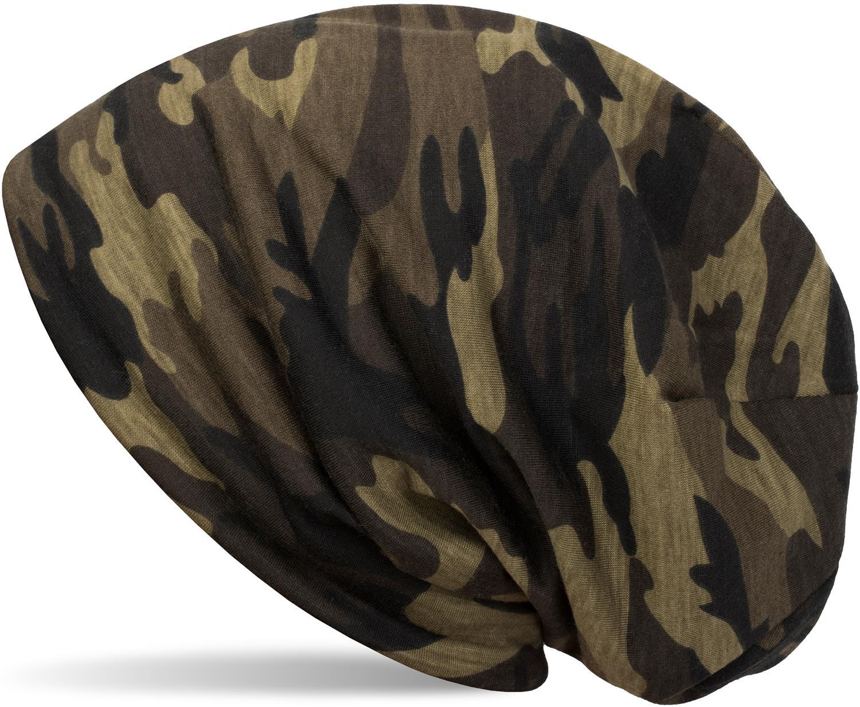 Camouflage Mütze