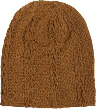 styleBREAKER warme Feinstrick Beanie Mütze mit Zopfmuster und Fleece Innenfutter, Slouch Longbeanie, Unisex 04024131 – Bild 13