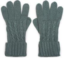 styleBREAKER warme Handschuhe mit Zopfmuster und doppeltem Bund, Winter Strickhandschuhe, Damen 09010009 – Bild 1