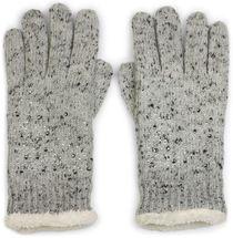 styleBREAKER Damen Handschuhe mit Strass und Fleece, warme Thermo Strickhandschuhe, Fingerhandschuhe, Winter 09010010 – Bild 6