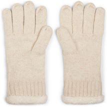 styleBREAKER warme Handschuhe mit Strass und Fleece, Winter Strickhandschuhe, Damen 09010010 – Bild 33