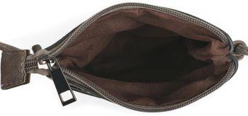 styleBREAKER Mini Bag Umhängetasche mit Zick-Zack Cutout und Nieten, Schultertasche, Handtasche, Tasche, Damen 02012211 – Bild 16