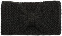 styleBREAKER Stirnband mit Schleife, Reiskorn Strick-Muster, Winter Haarband, Headband, Damen 04026006 – Bild 4