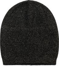 styleBREAKER Feinstrick Beanie Mütze mit Glitzerfaden, Slouch Longbeanie, Damen 04024142 – Bild 3