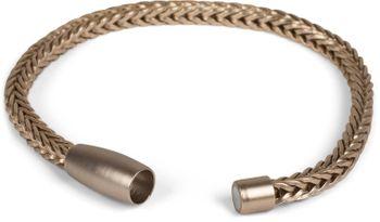 styleBREAKER Zopfketten Armband mit Magnetverschluss, Kette, Schmuck, Damen 05040132 – Bild 7