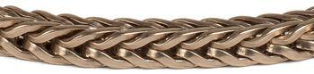 styleBREAKER Zopfketten Armband mit Magnetverschluss, Kette, Schmuck, Damen 05040132 – Bild 8