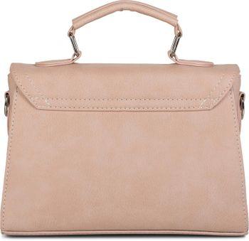 styleBREAKER Satchel Henkeltasche mit großem Stern am Umschlag, Handtasche, Tasche, Damen 02012225 – Bild 3