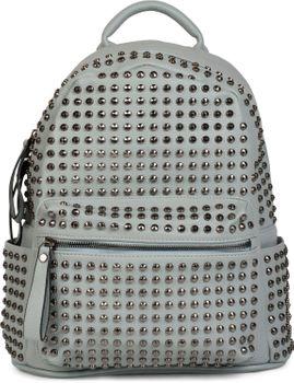 styleBREAKER Rucksack Handtasche mit Nieten, Reißverschluss, Tasche, Damen 02012226 – Bild 17