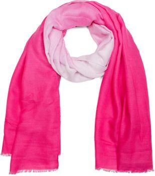 styleBREAKER Schal unifarben mit Hell-Dunkel Farbverlauf und Fransen, Stola, Tuch, Damen 01016149 – Bild 13
