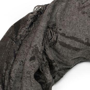 styleBREAKER Loop Schal gemustert im Destroyed Vintage used Look, Schlauchschal, Tuch, Unisex 01016150 – Bild 10