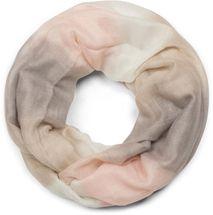 styleBREAKER Loop Schal mit Streifen Farbverlauf Muster, Schlauchschal, Tuch, Unisex 01018097 – Bild 13