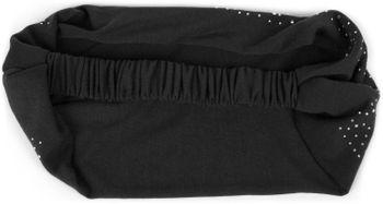 styleBREAKER Damen Haarband mit Strass und Gummizug, Stirnband, Headband, Haarschmuck 04026016 – Bild 5
