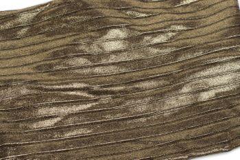 styleBREAKER Glitzer Haarband mit Schleife in Metallic Streifen Optik, Stirnband, Headband, Damen 04026017 – Bild 3