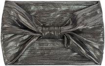styleBREAKER Glitzer Haarband mit Schleife in Metallic Streifen Optik, Stirnband, Headband, Damen 04026017 – Bild 7
