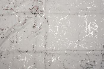 styleBREAKER Loop Schal mit Metallic Splat Muster, Schlauchschal, Tuch, Damen 01016157 – Bild 18