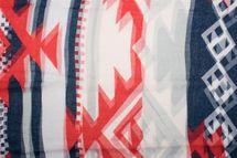 styleBREAKER Loop Schal mit Kelim Azteken Muster Print, Schlauchschal, Tuch, Damen 01016161 – Bild 18