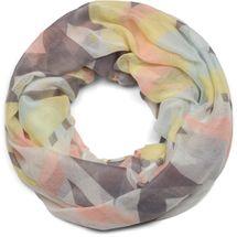 styleBREAKER Loop Schal mit Kelim Azteken Muster Print, Schlauchschal, Tuch, Damen 01016161 – Bild 1