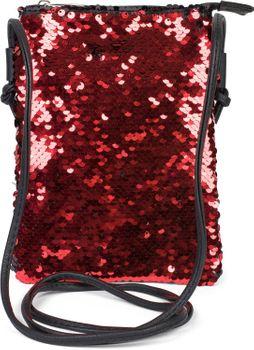 styleBREAKER Mini Bag Umhängetasche mit Wende-Pailletten, Schultertasche, Handtasche, Tasche, Damen 02012240 – Bild 19