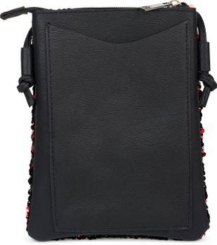 styleBREAKER Mini Bag Umhängetasche mit Wende-Pailletten, Schultertasche, Handtasche, Tasche, Damen 02012240 – Bild 20