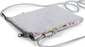 styleBREAKER Mini Bag Umhängetasche mit Wende-Pailletten, Schultertasche, Handtasche, Tasche, Damen 02012240 – Bild 37