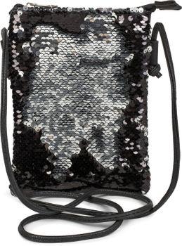 styleBREAKER Mini Bag Umhängetasche mit Wende-Pailletten, Schultertasche, Handtasche, Tasche, Damen 02012240 – Bild 8