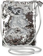 styleBREAKER Mini Bag Umhängetasche mit Wende-Pailletten, Schultertasche, Handtasche, Tasche, Damen 02012240 – Bild 15
