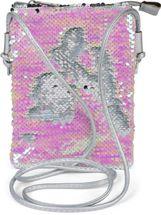 styleBREAKER Mini Bag Umhängetasche mit Wende-Pailletten, Schultertasche, Handtasche, Tasche, Damen 02012240 – Bild 33