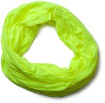 styleBREAKER Jersey Loop Schlauchschal in Crash Optik, Unifarben, elastisch 01016041 – Bild 10