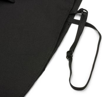 styleBREAKER Damen Blusenkragen Einsatz mit Knopfleiste und Schleife, Kragen für Blusen und Pullover, Schluppenbluse 08020003 – Bild 12