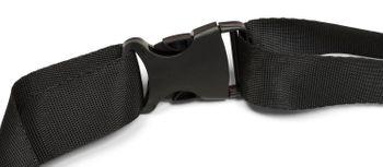 styleBREAKER Gürteltasche im Metallic Look und Reißverschluss, Bauchtasche, Hüfttasche, Damen 02012243 – Bild 15